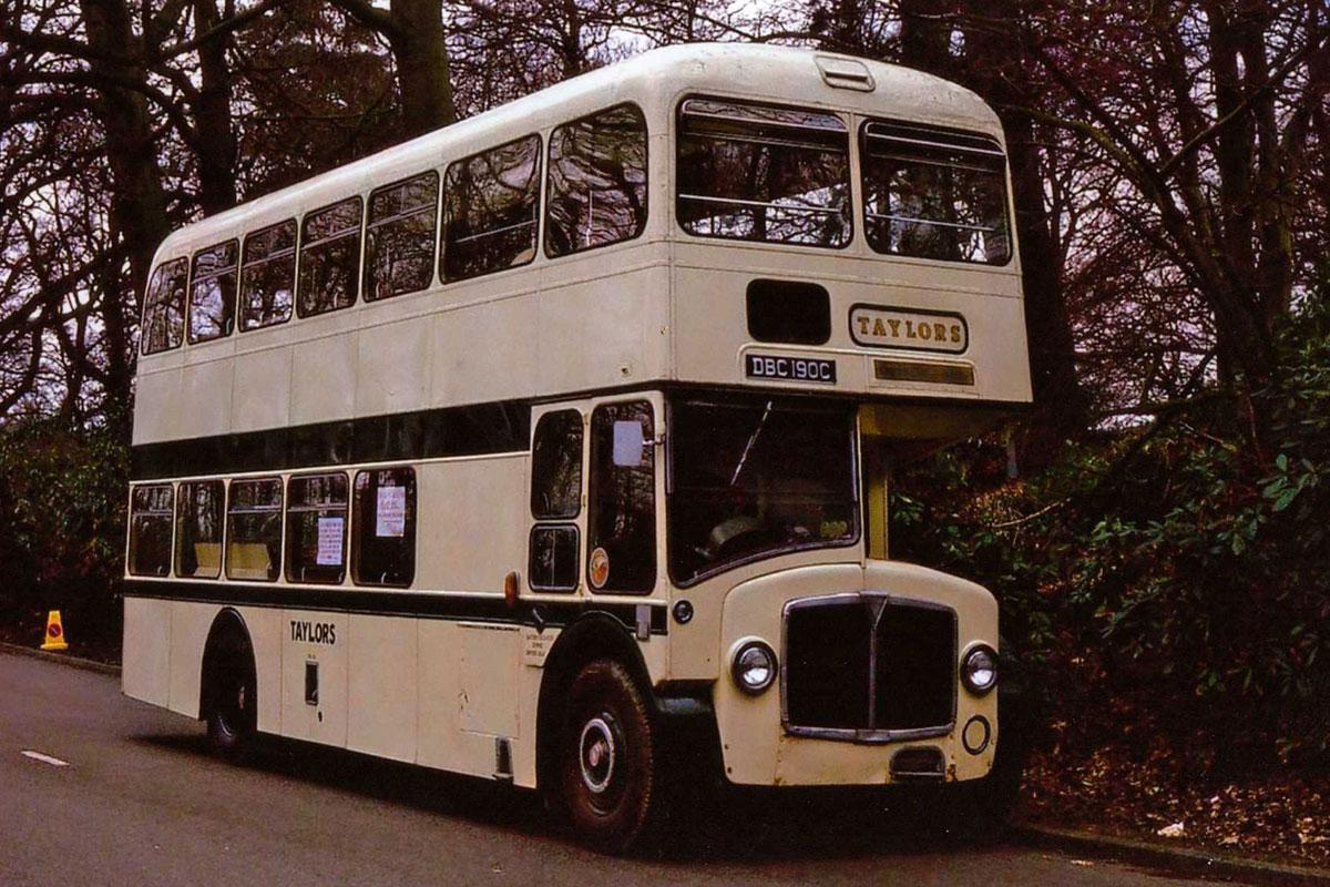 Dbc 190c Leicester Transport Heritage Trust