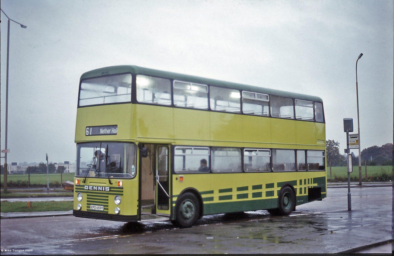 xpd659y-dennis-falcon-v-demonstrator-in-melton-road-in-october-1982